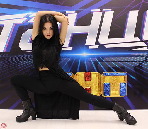 "Юлия Падерина, кастинг проекта ""ТАНЦЫ"", фото"