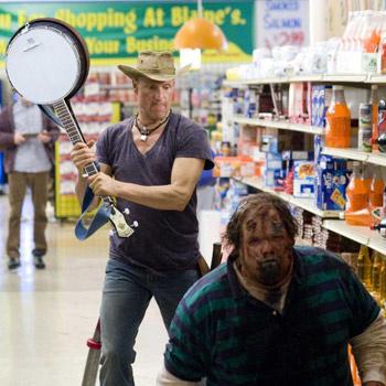 Вуди Харрельсон, исполнивший главную роль в фильме «Старикам тут не место», открывает себя в новом амплуа – парня с пулей в голове, который встал на тропу войны с зомби и ничуть об этом не жалеет.