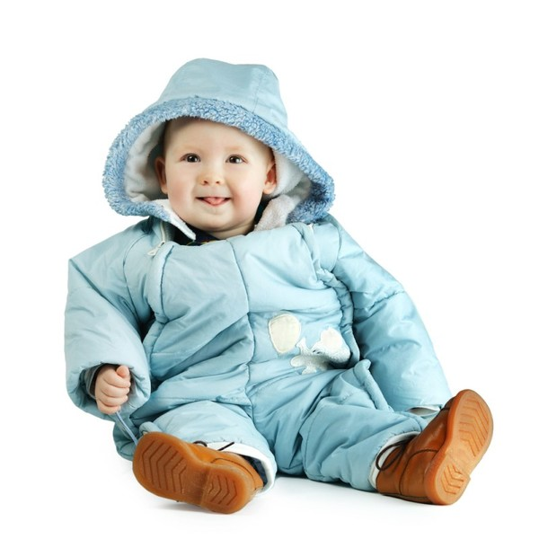 Как одевать новорожденного дома? Фото
