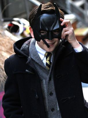 Бэтмен – рыцарь Готэма