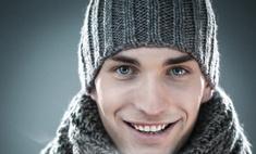 Схема вязания шапки-капора на спицах