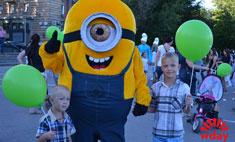 Фестиваль сладкоежек: перед 1 сентября дети съели все конфеты