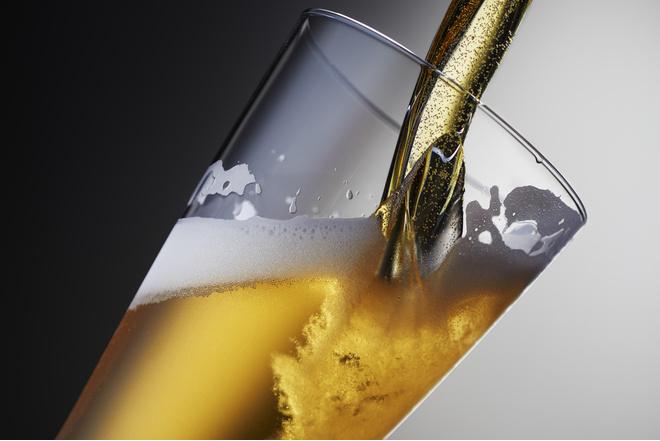 Как правильно пить пиво и не толстеть?
