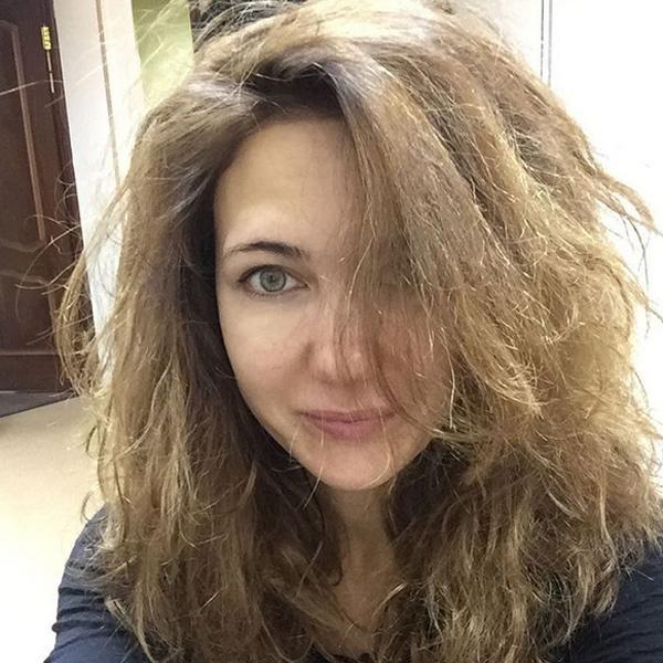 Екатерина Климова не нравится себе без макияжа