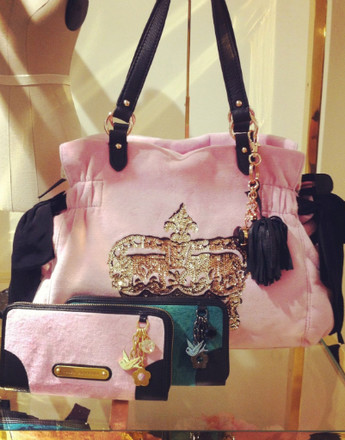 Магазин Juicy Couture: коллекция весна-лето 2012