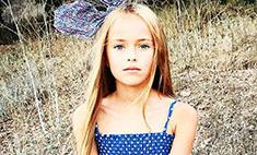 10-летнюю модель осудили за фото в бикини