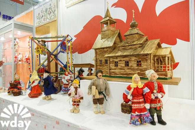 Настоящая русская ярмарка