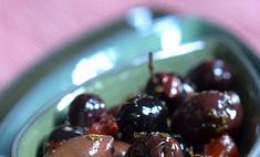 Осторожно: крашеные маслины!