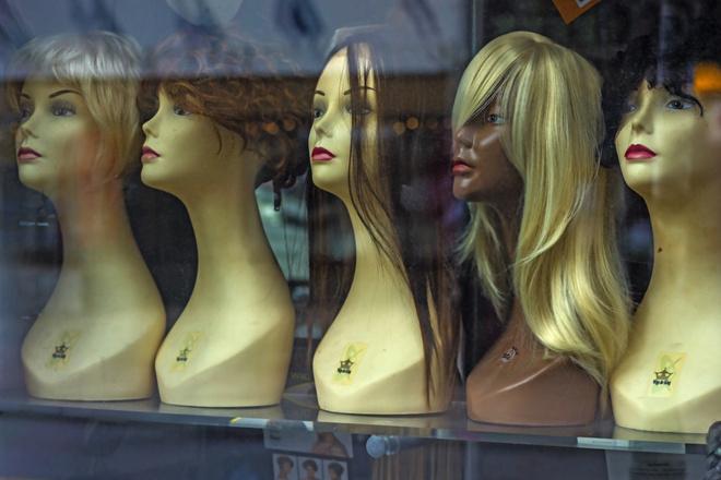как подобрать оттенок для волос