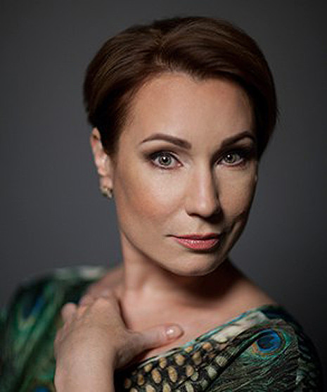 Актриса Ольга Тумайкина, фото