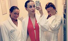 Виктория Дайнеко примерила сексуальный купальник