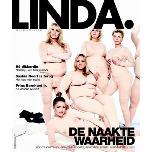 Голладский журнал Linda