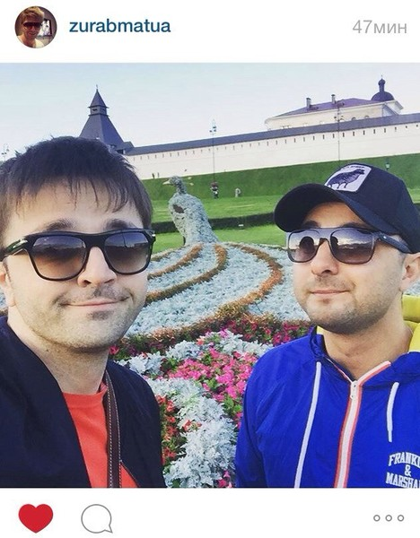 Резиденты Камеди в Казани