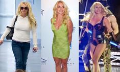 Бритни Спирс похудела почти на 10 кг