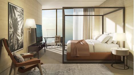 Bvlgari представила проект резиденций в Дубае   галерея [1] фото [8]