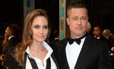 Анджелина Джоли взяла фамилию мужа