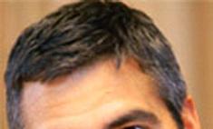 Джордж Клуни и Леонардо ДиКаприо в политике