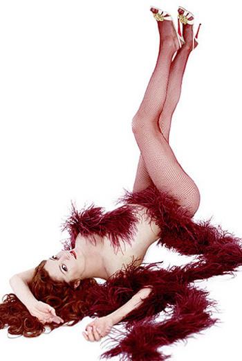 Сьюзен Сарандон (актрисе сейчас 62 года)