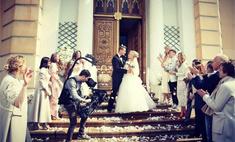 Воробьев выложил в сеть фото с собственной свадьбы