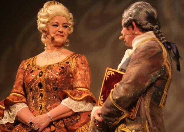 «Екатерина Великая», Театр музыкальной комедии, фото
