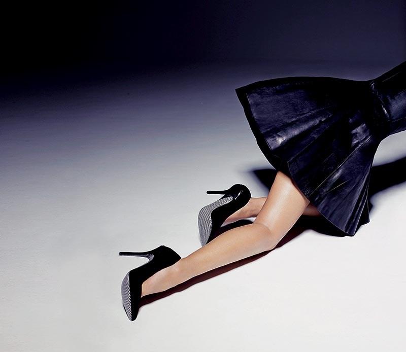 туфли на шпильке фото