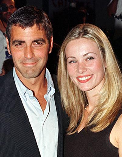 Джордж Клуни (George Clooney) и Селин Балитран (Celine Balitran)
