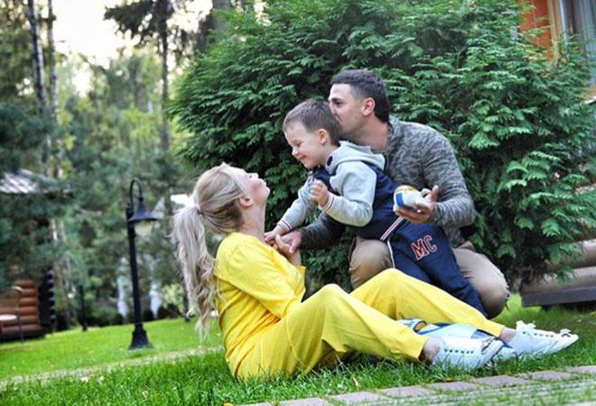 Дарья Пынзарь рассказала о воспитании детей