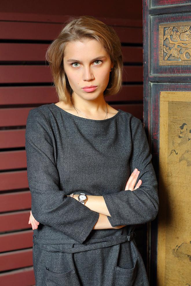 актриса фото даша мельникова