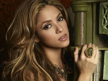 Гол «Барселоны» прервал выступление Шакиры (Shakira)