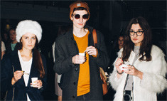 Фрики и стиляги: гости Mercedes-Benz Fashion Week Russia