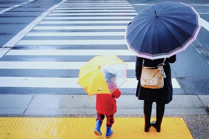 Воспитывать ребенка в одиночку