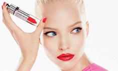 Топ-10 русских моделей в рекламе косметики