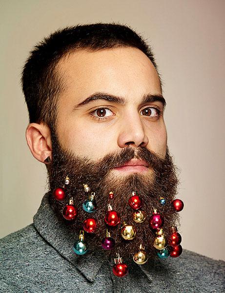 Украшения для бороды Beard Baubles