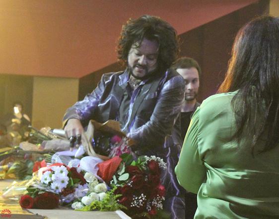 """Филипп Киркоров, Шоу """"Я"""" в Екатеринбурге, фото"""