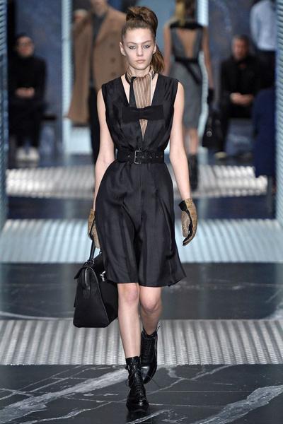 Бренд Prada представил на Неделе мужской моды в Милане сразу две коллекции | галерея [3] фото [4]