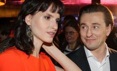 Сергей Безруков женился второй раз