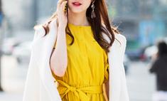 Советы стилиста: как правильно носить желтый цвет