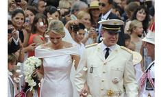 Свадьба Альберта II: лучшие моменты
