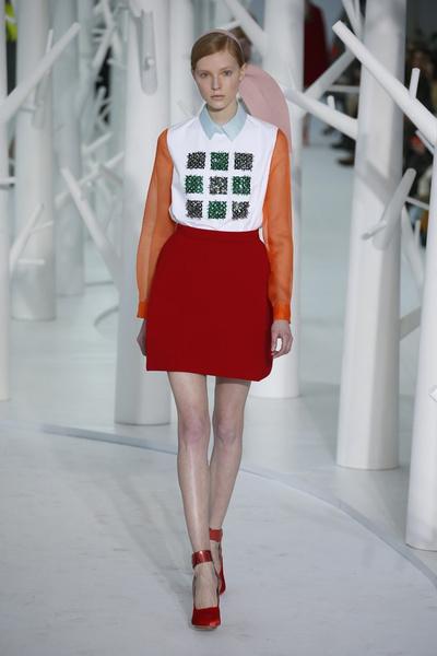 Неделя моды в Нью-Йорке: 18 февраля   галерея [2] фото [5]