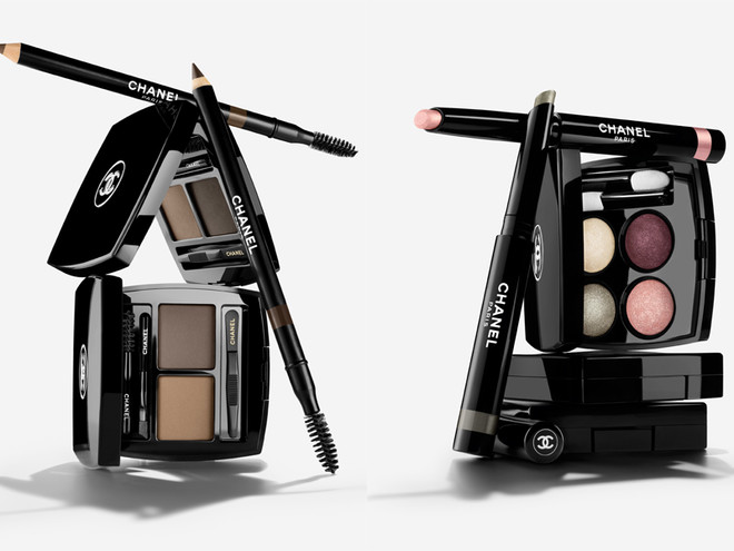 Chanel, Коллекция макияжа для глаз EYES COLLECTION