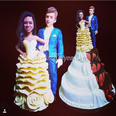Не заварной торт медовый фото 4