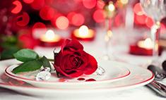 Горячее и сладкое ко Дню всех влюбленных!