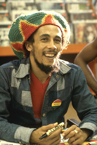Боб Марли, фото