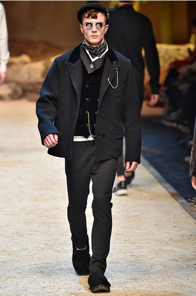 Dolce & Gabbana Men осень-2016