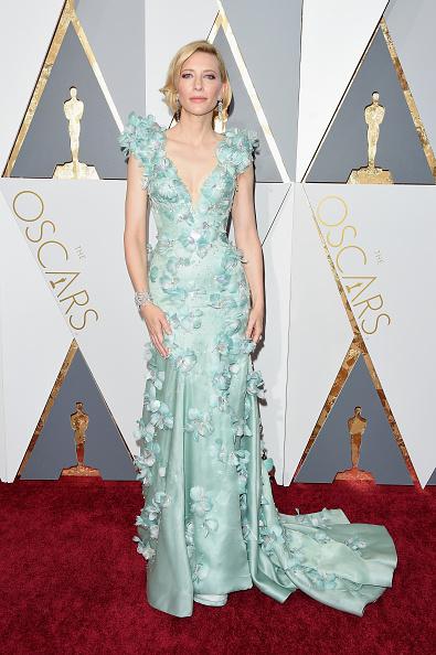 Кейт Бланшетт перед «Оскаром» сделала каре