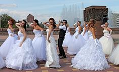 Марафон невест: 30 красавиц в свадебных платьях