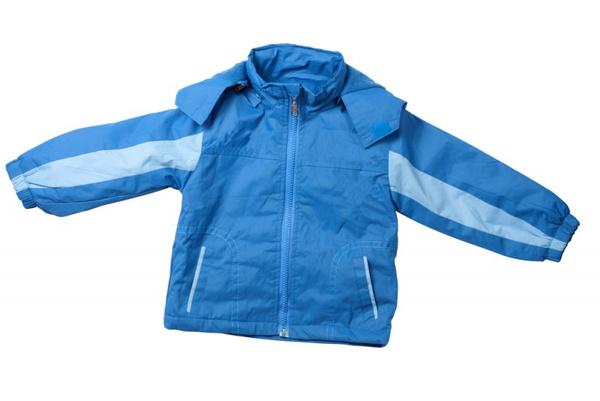 Разглаживание куртки