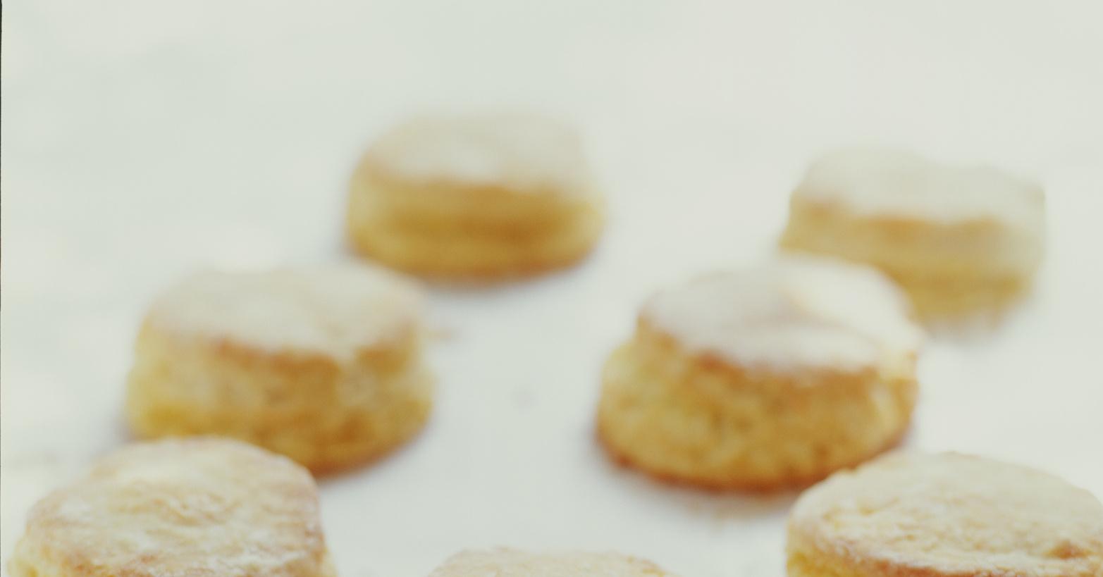 Печенье на сметане и сливочном масле рецепт