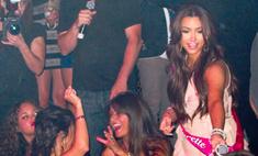 Ким Кардашьян устроила девичник в Лас-Вегасе