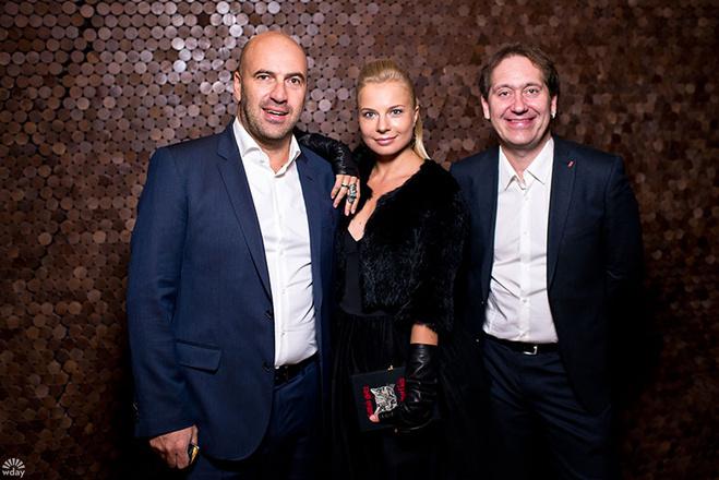 Ростислав Хаит со девушкой, Александр Демидов фото
